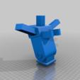 Télécharger fichier STL gratuit Iron Man Mark 50 Bust REMIX • Design à imprimer en 3D, egalistel