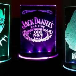 Descargar diseños 3D gratis Caja de Led para el espejo 1, egalistel