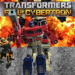 Download free 3D printer files PathBlaster From Transformers Fall of Cybertron, ldimond34