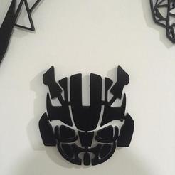 Download free 3D printing designs Bumblebee 2D, manuelaracnido