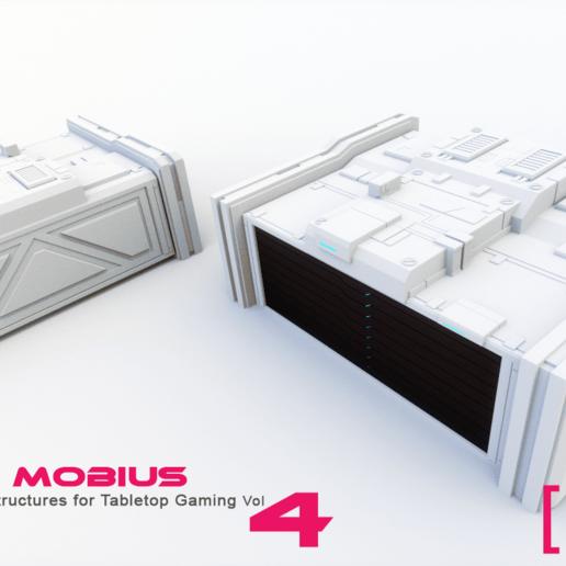 garage_SG8_ps.png Download STL file Garage • 3D printable model, projectmobius