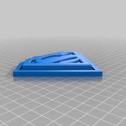Superman_Badge_3.png Download free STL file Superman Badge • 3D printing model, david190