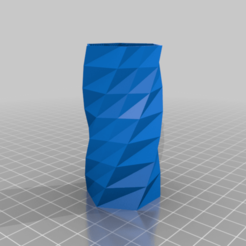 Twisted_Vase_Remix.png Download free STL file Six Sided Vase Remix • Design to 3D print, ayushvarma08