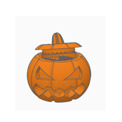 halloween.png 1.png Download STL file  Halloween grinder !!!!! • 3D print object, tomassuarezporta55