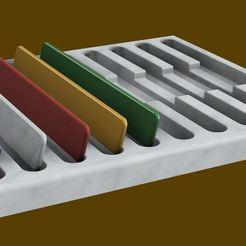 apple bands.JPG Télécharger fichier STL Porte-bande pour téléphone intelligent • Plan pour impression 3D, cesar8718