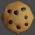 IMG_20200731_012213.png Télécharger fichier STL gratuit Biscuit Chippy • Modèle pour impression 3D, waveblender