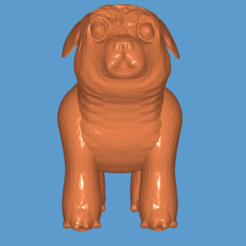 Screenshot_20200805_004706_com.performance.meshview.png Download STL file Smol Doge • 3D printer design, waveblender