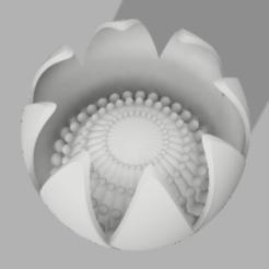 Download free 3D printer templates flower, elblogdeguadalu