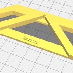 scrap2mm.jpg Download STL file 2mm square • 3D printing object, yeloshans
