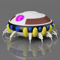 NAVE_DE_FREEZER_MODELO_1_1.jpg Télécharger fichier STL BATEAU CONGÉLATEUR - DRAGON BALL Z • Objet à imprimer en 3D, JEANE_TAFUR