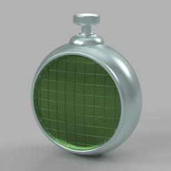 RADAR.png Télécharger fichier STL gratuit Radar à dragon / Boule à dragon • Objet pour impression 3D, JEANE_TAFUR
