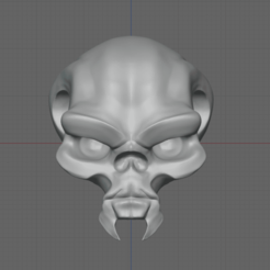 Download STL files Skull 2, thomasactis