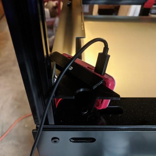 IMG_20200815_102202.jpg Télécharger fichier SCAD gratuit 2020 Extrusion Corner Camera Mount • Plan imprimable en 3D, terraprint