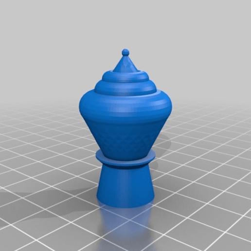 2c1cf3e87a3579a43e88f100dee9f344.png Download free STL file Makruk Thai Chess Set • 3D printing design, terraprint