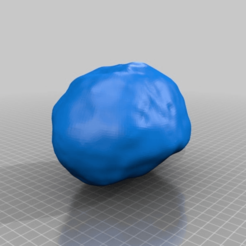 5ed5aa91b7b1b09be8649917febbd791.png Download free OBJ file Epimetheus, Saturn XI Moon • 3D printer object, terraprint