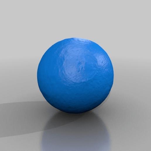 Télécharger fichier OBJ gratuit Tethys, Lune de Saturne III • Design à imprimer en 3D, terraprint
