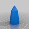 Download free SCAD file Hnefatafl Board Game Set • 3D printing design, terraprint