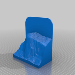 Download free 3D printing models Yosemite Landmark Bookends, terraprint
