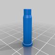 Download free SCAD file Rimfire Cartridges • 3D printing model, terraprint