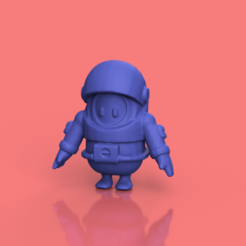 1.png Download STL file FALL GUYS: ULTIMATE KNOCKOUT ASTRONAUT / Among Us • 3D printing model, chileimpresiones3d