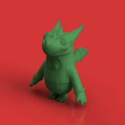 1.png Download STL file Fall Guys : Dragon Skin Season 2 • 3D printing template, chileimpresiones3d