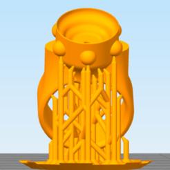 Download 3D printer designs 3D Printed Ring, chileimpresiones3d