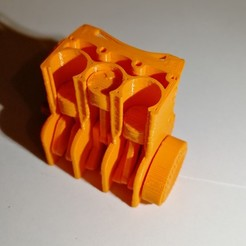 Descargar archivo STL gratis Imprimir en el lugar Motor de referencia • Diseño imprimible en 3D, LiraRock