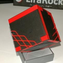 Descargar archivo STL 12 en 1 Cubo de almacenamiento para cartuchos de juegos de Nintendo Switch y tarjetas MicroSD • Objeto para imprimir en 3D, LiraRock