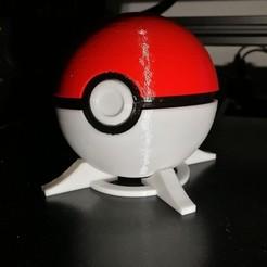 Descargar archivo STL gratis Cartucho de cambio Pokeball • Diseño para imprimir en 3D, LiraRock
