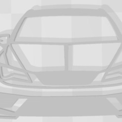 Download 3D printing templates seat leon 5f front key ring, 3dseat
