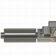 Download free STL files Fordo's Commando Pistol, techpriestominous