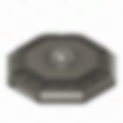 Download free STL Classic SW BF2 HX2 Mine, techpriestominous