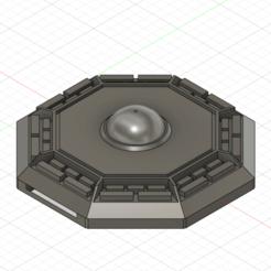 Télécharger fichier imprimante 3D gratuit Mine classique SW BF2 HX2, techpriestominous
