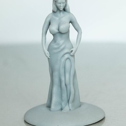 Download 3D model Woman , 3DIMSOL