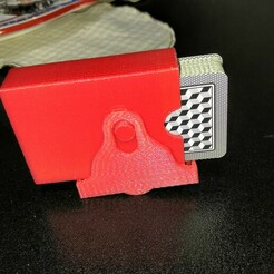 20170116_191512.jpg Download STL file Little box for game cards contenitore carte da gioco • 3D printer object, mikifly10