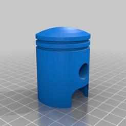 e0804ebb0573e2d8bd7fed7ff54439f0.png Télécharger fichier STL Axe de piston et bielle comme la Vespa 48cc Piaggio • Plan pour imprimante 3D, mikifly10