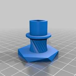 Download free 3D printing files Small door Knobs replacement, guumaster