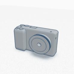 Screenshot 2020-08-01 at 19.32.08.png Download STL file Camera • 3D print design, Cultsanonimo