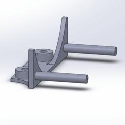 Télécharger fichier STL gratuit Plate-forme de fans de la carte Sapphire PRO 60х60х25 • Objet imprimable en 3D, Alexandr_7Z