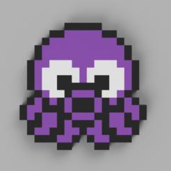 Octopus.png Télécharger fichier OBJ Poulpe composé • Modèle imprimable en 3D, WorldOfPoligons