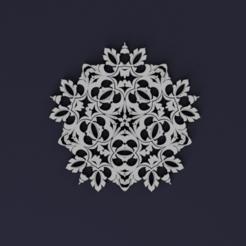 Ornament_2.png Download OBJ file Ornament n2  • 3D print model, WorldOfPoligons