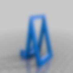 Télécharger fichier STL gratuit Support téléphonique largement compatible • Objet pour imprimante 3D, Ender3PrintingFan1