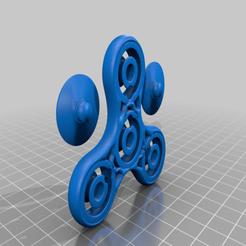 Fidget_spinner_Resin_V2.png Download free OBJ file 636 6mm BB Bearing Fidget Spinner • Design to 3D print, Ender3PrintingFan1