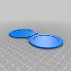 Télécharger fichier STL gratuit Palet de hockey aérien • Objet pour imprimante 3D, Ender3PrintingFan1