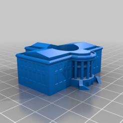Download free 3D printing designs White House Planter, Ender3PrintingFan1