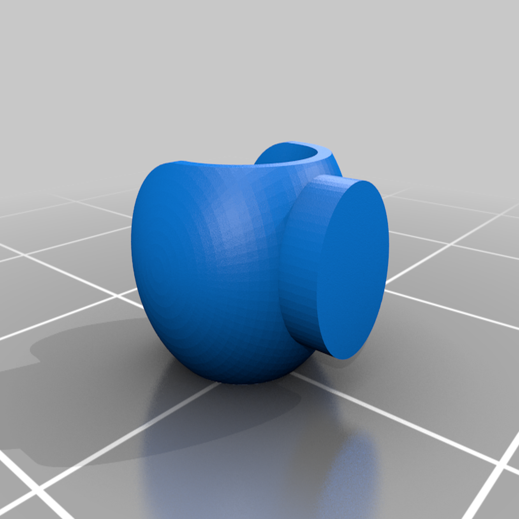 Lego_ModiBot_adapter_4.png Download free STL file Interlocking Brick System to ModiBot adapter. • Design to 3D print, Ender3PrintingFan1