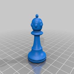 Download free 3D printer designs LCD Resin Printing Chess set, grwilliams0019