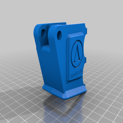 Download free 3D model AR-15 lower reciever, Ender3PrintingFan1