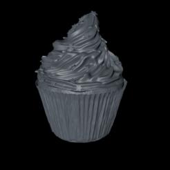 Download free STL file Cupcake • 3D print model, morganne-farrah