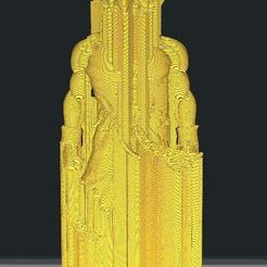 Download free STL file Sangoku • 3D printable design, morganne-farrah